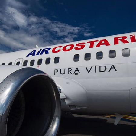 Avion Costa Rica