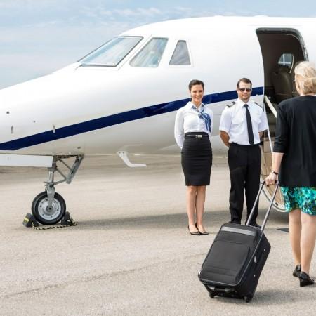 Viajando-en-avión